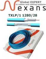 Одножильный нагревательный кабель NEXANS TXLP/1 1280/28