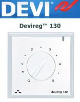 Терморегулятор Devireg™ 130 с датчиком пола