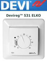Терморегулятор Devireg™ 531 ELKO с датчиком воздуха