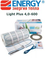 Теплый пол Energy Light Plus 4,0-600